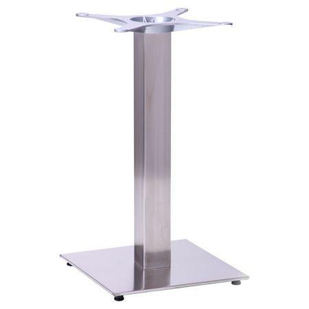 Опора для стола - База Афина NEW (SB-SR58S нерж)