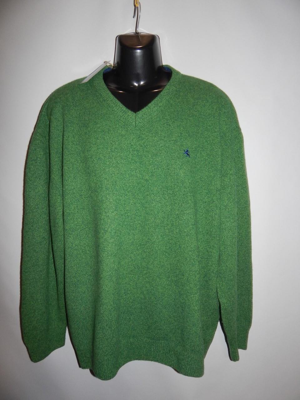 a49e4c380f143 Мужской шерстяной фирменный свитер KITARO men сток р.56-58 218см - Интернет-