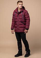 Braggart 'Aggressive' 11726 | Куртка зимняя бордовая, фото 2