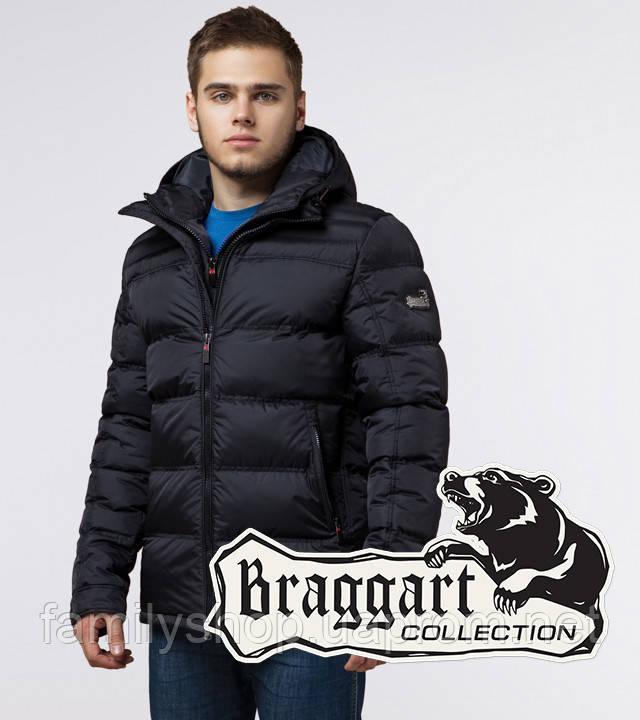Braggart 'Aggressive' 26055   Куртка зимняя мужская черная
