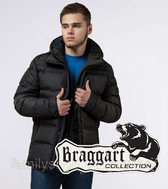 Braggart 'Aggressive' 26055 | Куртка зимняя мужская т-оливковая