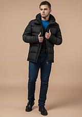 Braggart 'Aggressive' 26055 | Куртка зимняя мужская т-оливковая, фото 2
