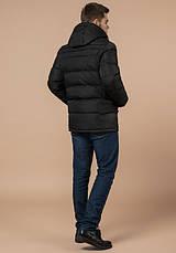 Braggart 'Aggressive' 26055 | Куртка зимняя мужская т-оливковая, фото 3