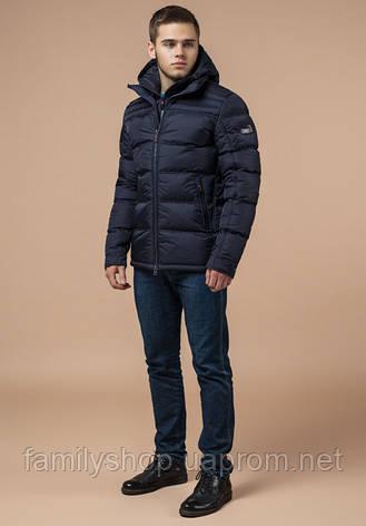 Braggart 'Aggressive' 26055 | Куртка зимняя т-синяя, фото 2