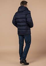 Braggart 'Aggressive' 26055 | Куртка зимняя т-синяя, фото 3