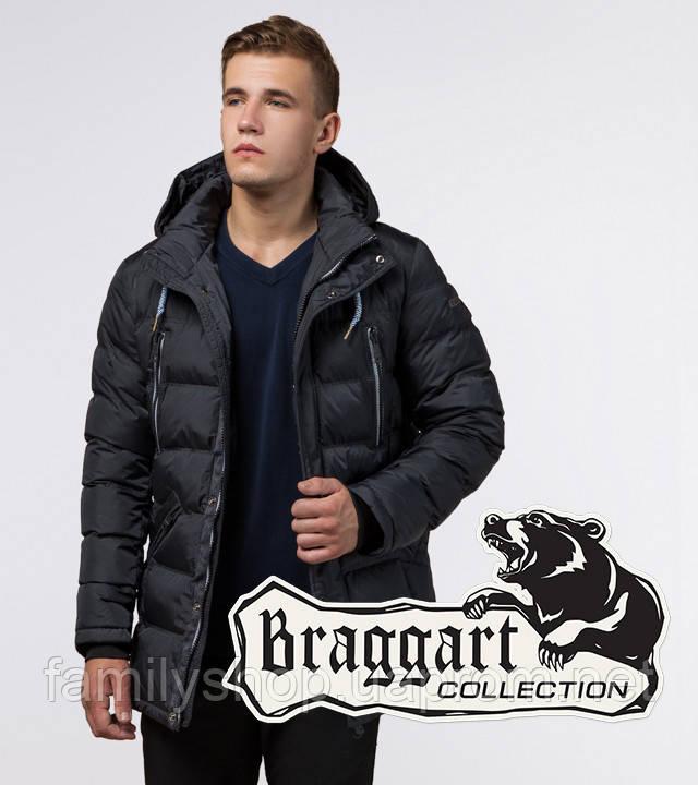 Braggart 'Aggressive' 11726   Куртка зимняя мужская графит