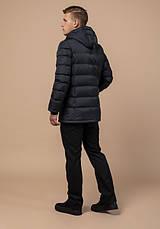 Braggart 'Aggressive' 11726   Куртка зимняя мужская графит, фото 3