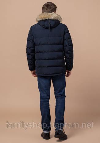 Braggart 'Aggressive' 18540 | Куртка мужская зимняя т-синяя, фото 2