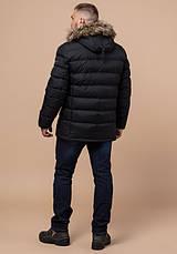 Braggart 'Aggressive' 21226   Куртка мужская зимняя черная, фото 3