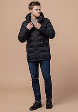 Braggart 'Aggressive' 13542   Мужская зимняя куртка черная, фото 2