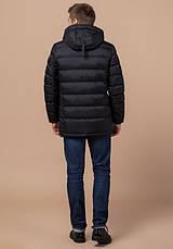 Braggart 'Aggressive' 13542   Мужская зимняя куртка черная, фото 3