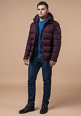 Braggart 'Aggressive' 26055   Куртка зимняя т-бордовая, фото 2