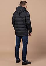 Braggart 'Aggressive' 13542   Мужская зимняя куртка с капюшоном графит, фото 3