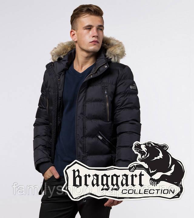 Braggart 'Aggressive' 31042 | Куртка мужская черная