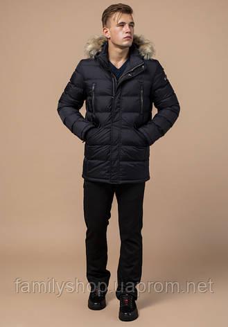 Braggart 'Aggressive' 31042 | Куртка мужская черная, фото 2