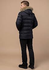 Braggart 'Aggressive' 31042 | Куртка мужская черная, фото 3