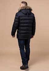 Braggart 'Aggressive' 21226 | Куртка зимняя мужская т-синяя, фото 3