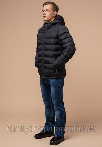 Braggart 'Aggressive' 25490 | Куртка зимняя мужская графит, фото 2