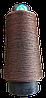 Нитка п/п Конус коричнева, 350 г, 375 текс