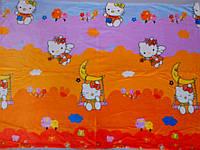 Детское одеяло плед простень микрофибра 95х135 см