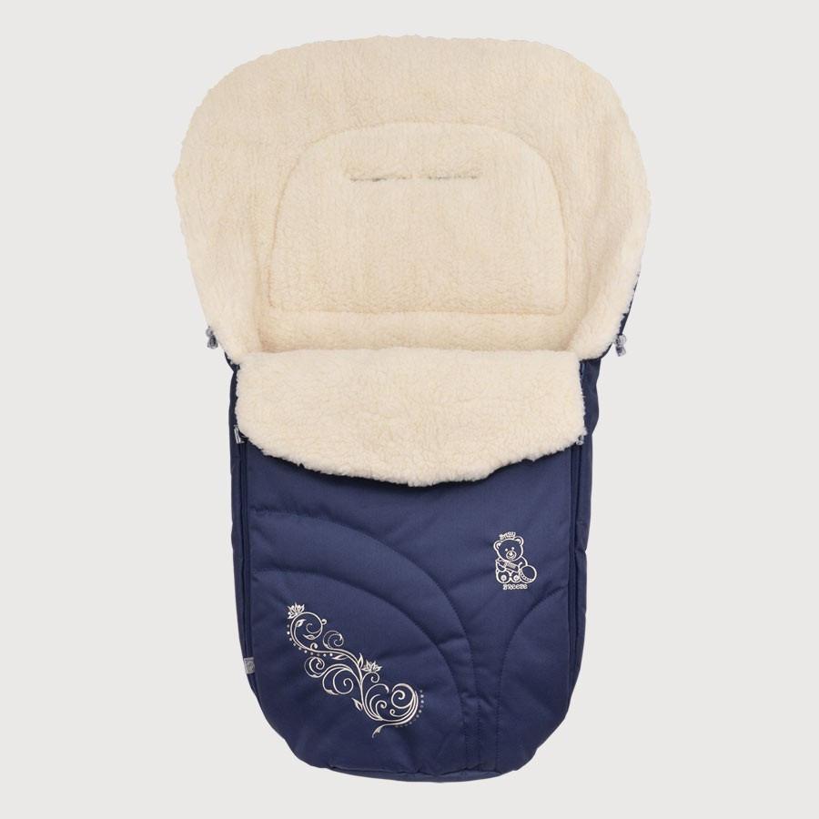 Конверт Baby Breeze синий 0306-401