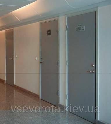 Дверь металическая mcr ALPE ECO 1000х2050 производства Mercor Польша
