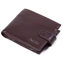 Мужское портмоне кожаное коричневое Eminsa 1065-18-3, фото 1