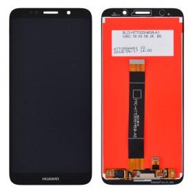 Дисплей Huawei Y5 (2018) Y5 Prime (2018) Honor 7S с тачскрином черный Оригинал