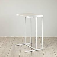 Стіл приставний предметів для комфорту та IT-техніки Commus Comfort A440 white/white, фото 1