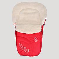 Конверт Baby Breeze красный 0306-402