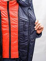Мужской пуховик куртка зимний спортивный молодежный тёплый короткий