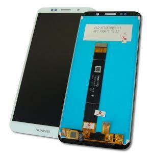 Дисплей Huawei Y5 (2018) Y5 Prime (2018) Honor 7S с тачскрином белый Оригинал
