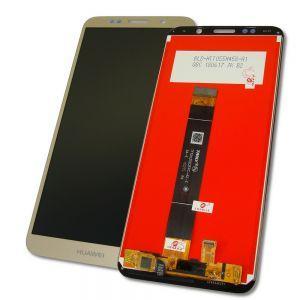 Дисплей Huawei Y5 (2018) Y5 Prime (2018) Honor 7S с тачскрином золотистый Оригинал