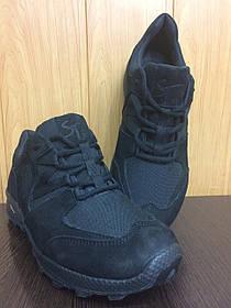 Тактические кроссовки Мустанг AERO кордура черные