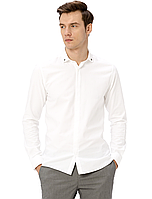 Біла чоловіча сорочка LC Waikiki / ЛЗ Вайкікі, фото 1