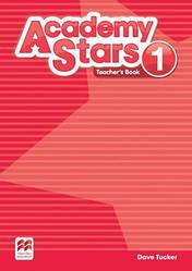 Academy Stars for Ukraine 1 Teacher's Book (Книга вчителя)