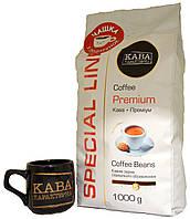 "Кофе в зернах ""Кава Характерна"" SL Premium 1кг.+ АКЦИЯ Чашка в подарок."