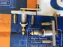 Вал рычага склоочистителя с кронштейном комплект 2 шт на ТАТА и Эталон , фото 3