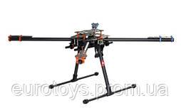 Карбоновая рама квадрокоптера Tarot Iron Man FY650 складная (TL65B01)