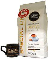 """Кофе в зернах """"Кава Характерна"""" SL D'Orо 100% Арабика 1кг.+ АКЦИЯ Чашка в подарок."""