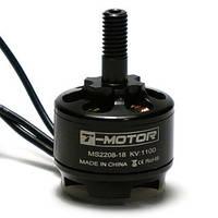Мотор T-Motor MS2208-18 KV1100 2-3S 110W для мультикоптеров, фото 1