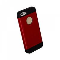 """Накладка """"ITSKINS Anibal"""" на iPhone 5 красная, фото 2"""