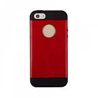 """Накладка """"ITSKINS Anibal"""" на iPhone 5 красная, фото 3"""
