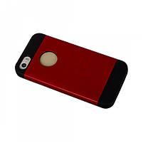 """Накладка """"ITSKINS Anibal"""" на iPhone 5 красная, фото 4"""