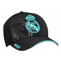 Футбольная кепка Реала (черная)