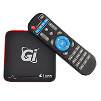 GI LUNN 18 Smart TV (смарт тв) Android приставка 1/8GB , фото 1
