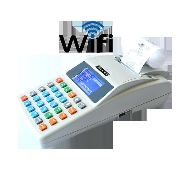 Кассовый аппарат MG-V545T +  Wi-Fi, блок питания