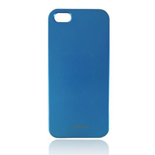 "Накладка ""USAMS"" case-Pearl на iPhone 5 Blue"