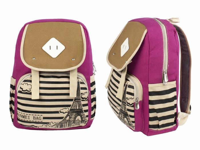 Модный женский рюкзак City