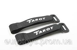 Стяжки на липучці Tarot 21см 2шт для кріплення акумуляторів (TL2696)